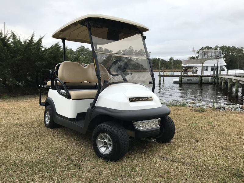 2017 Street Legal Electric Golf Cart