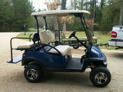 golf cart shop new bern nc