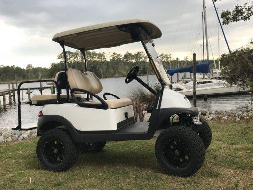 lifted golf cart new bern