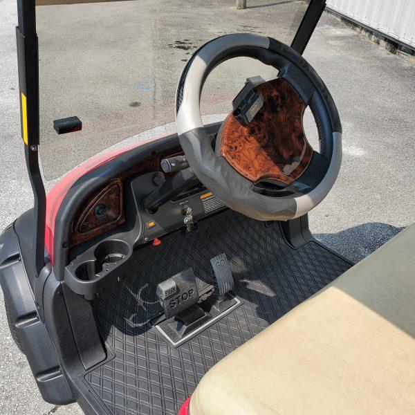 2016 club car precedent golf cart custom